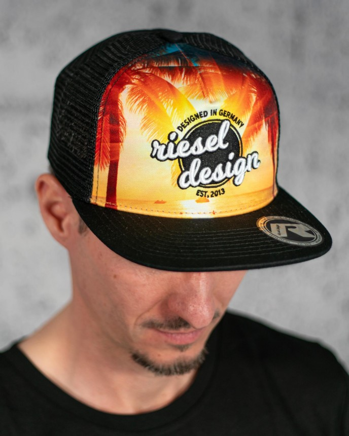 "snapback cap ""the crown"" palm beach"