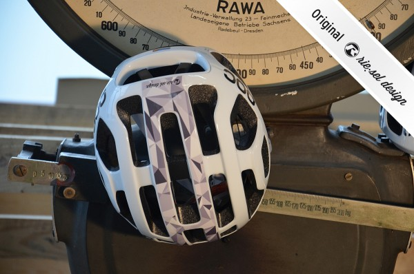 Helm POC Octal Triangle by riesel design