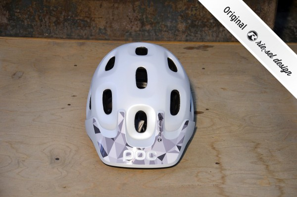Helm POC Trabec Triangle by riesel design