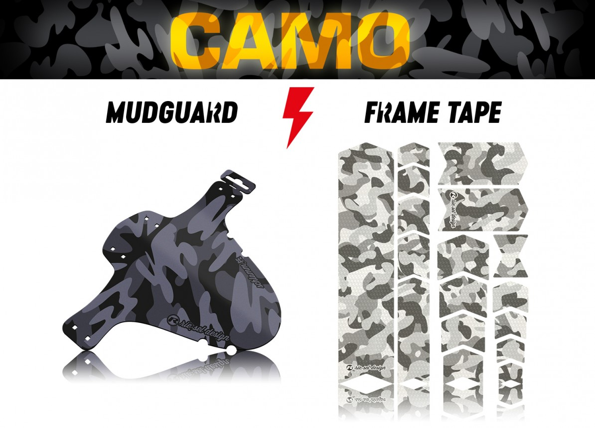 Bundle camo essentials